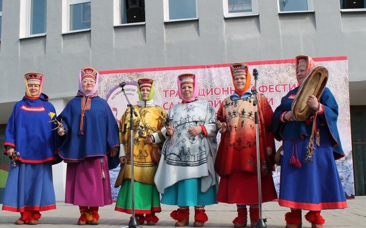 Петь саамские луввьт научат на фестивале в Мурманской области