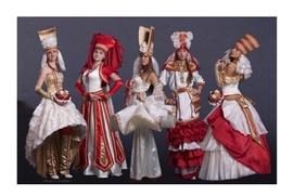 В Мордовии выбрали авторов лучших национальных костюмов