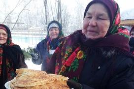 В столице финно-угорского мира занялись блинами и табанями