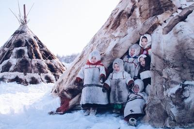 Москалькова предложила создать передвижные школы для детей оленеводов