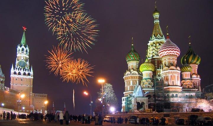 Огни на башнях и концерты