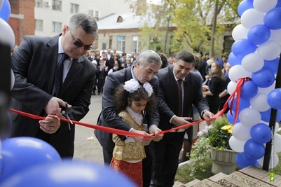 В Екатеринбурге открыли первый в России азербайджанский класс