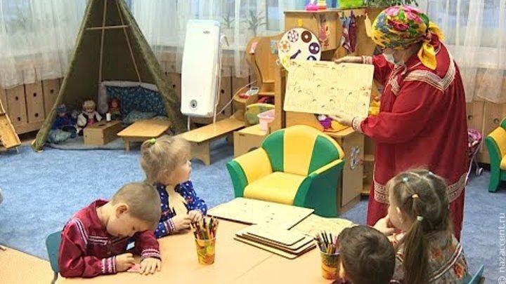 Пазлы со словами на языке ханты отправят в детские сады Югры