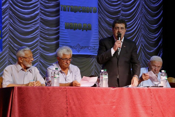 Крымские татары назвали нелегитимным запланированный съезд народа в Турции