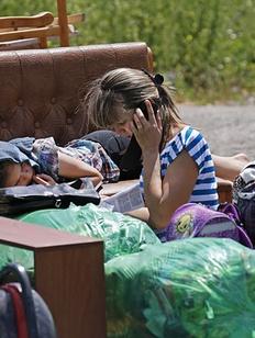 Почти 50 тысяч украинцев обратились за статусом беженца в ФМС