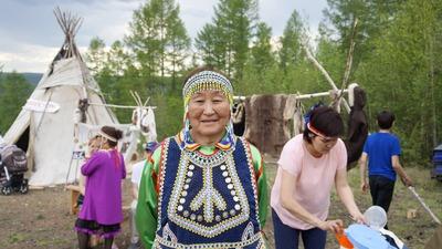 Фестиваль эвенкийского языка пройдет на Съезде эвенков Якутии