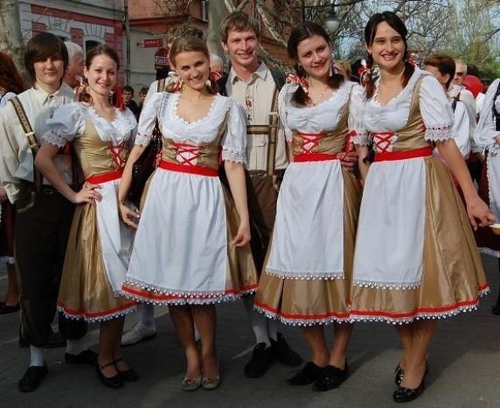 Дни немецкой культуры начались в Тюменской области