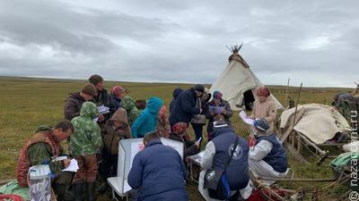 Выборы в тундре: Оленеводы и рыбаки начали досрочно голосовать на Ямале