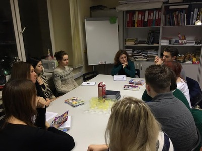 В Москве стартовали занятия курса для молодых этножурналистов