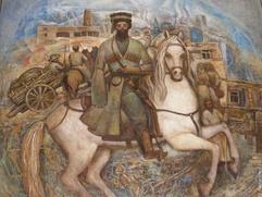 В Адыгее создадут виртуальную галерею картин российских и турецких черкесов