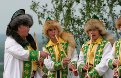 Исполнители башкирских и татарских песен сразятся в Нефтекамске