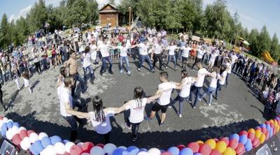 В Сургуте представители разных национальностей отметили армянский Вардавар