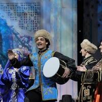 Навруз 2013 в Москве