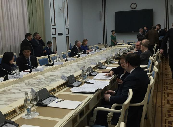 Эксперты утвердят порядок присуждения премии за вклад в укрепление единства нации