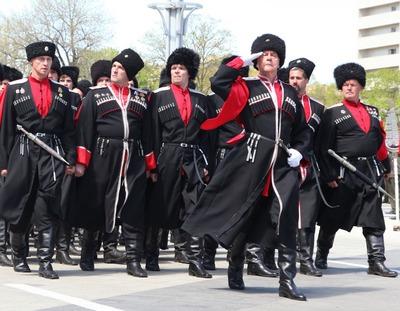 Кубанские казаки на майские праздники выйдут охранять памятники воинской славы
