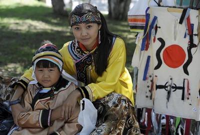 Верховья приморской реки Бикин, где проживает народ удэге, станут особо охраняемой территорией