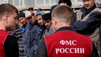 В Москве в ходе рейда задержали более 250 мигрантов-строителей
