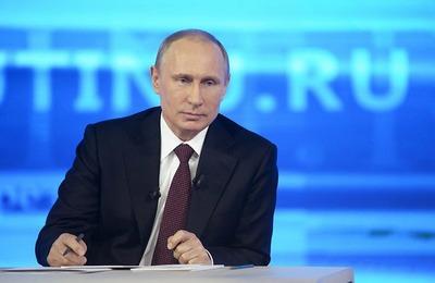 """Путин: Не важно, что написано в графе """"национальность"""""""