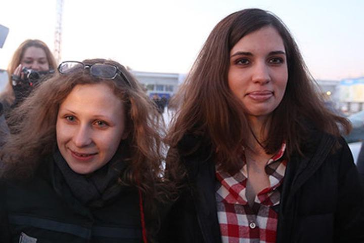Напавших на Pussy Riot казаков ждет административное наказание