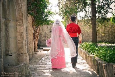 В Крыму начали проводить обряды бракосочетания на крымско-татарском языке