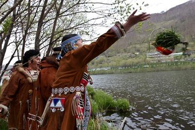 День первой рыбы отметят на Камчатке