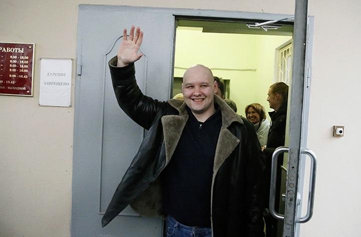 Освобожденный Даниил Константинов будет добиваться реабилитации