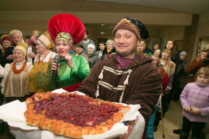 В Архангельске провели фестиваль  традиционной народной культуры