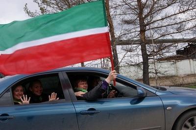 Московские татары проведут перед Сабантуем флешмоб за продление договора с Татарстаном