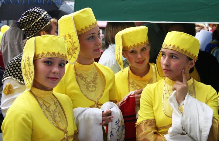 Сабантуй - любимейший праздник татарского народа