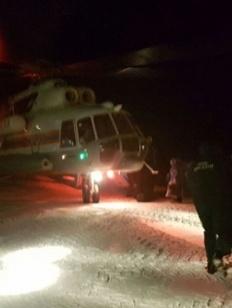 Шестерых манси эвакуировали из поселка возле перевала Дятлова