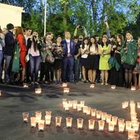 Акция черкесов Москвы в день памяти жертв Кавказской войны
