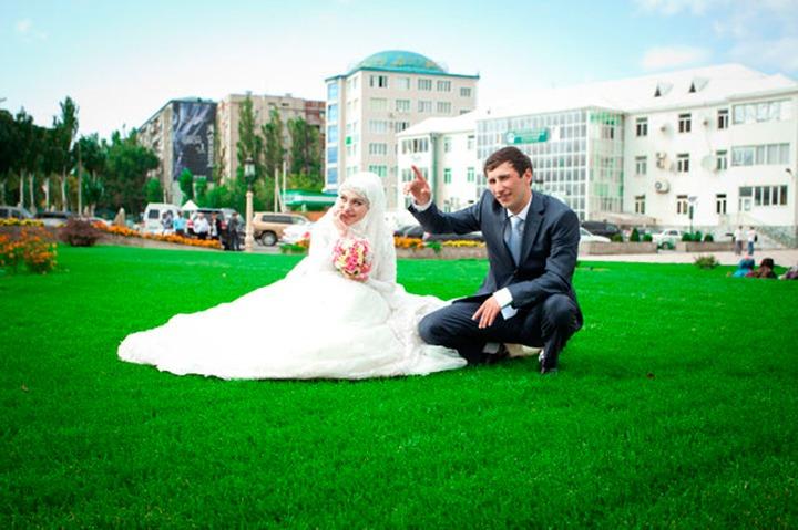 Женитьба по шариату