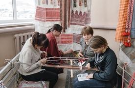 Детям в Челябинской области рассказали об истории сельских ремесел