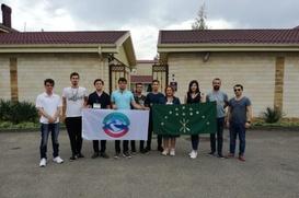 Молодым адыгам из Турции показали достопримечательности Адыгеи и местные вузы