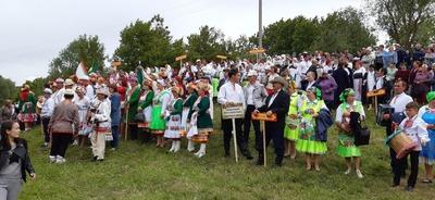 Село в Башкортостане стало новой культурной столицей финно-угорского мира