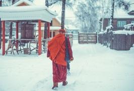 В иркутском дацане открылись курсы бурятского языка