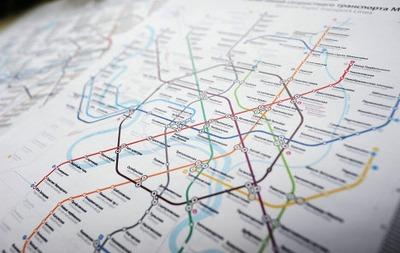 Студия Артемия Лебедева обещает выпустить схемы московского метро на всех языках мира