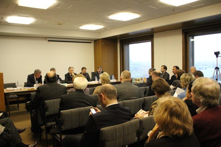 Ученые и политологи обсудили проблему построения российской нации