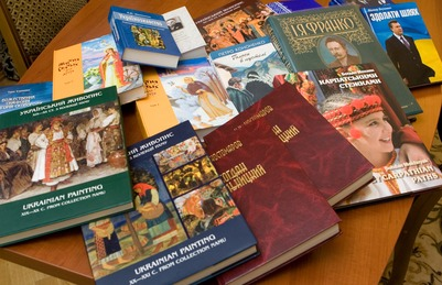 В краснодарской школе-интернате изъяли книги об украинских националистах