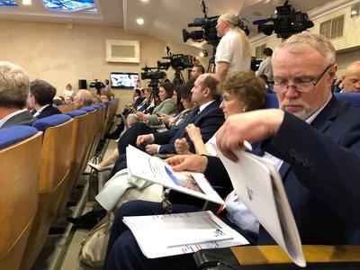 В Общественной палате России сменилось 70% членов из числа НКО