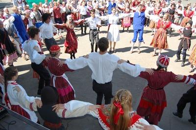 """Фестиваль финно-угорских народов """"Воршуд"""" прошел в Удмуртии"""