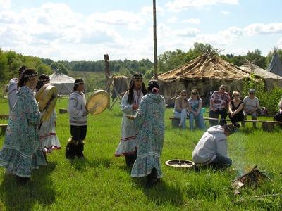 Этнодеревня появится в Московской области