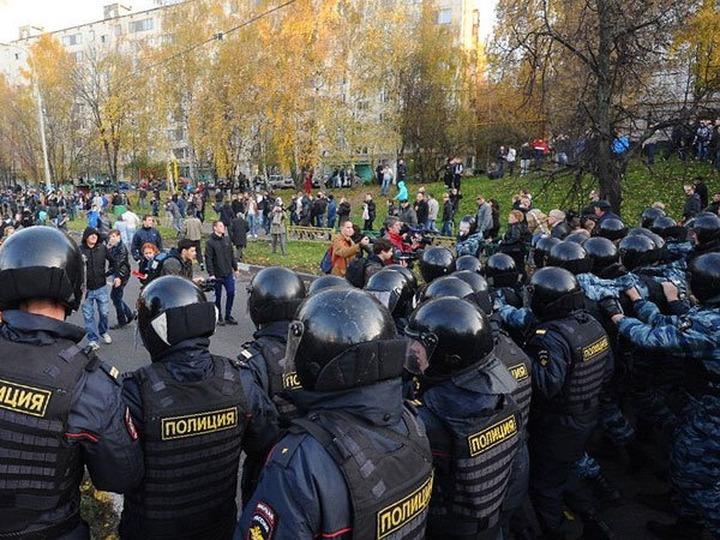 В Коломне задержан предполагаемый убийца Егора Щербакова