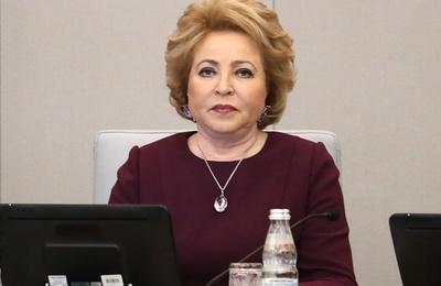 Матвиенко: Нужно прорвать информационную блокаду вокруг крымских татар
