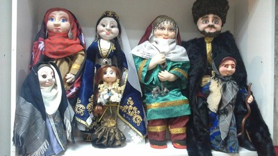 В Махачкале пройдет выставка кукол в этнических костюмах