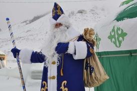 Власти Башкортостана потратят почти полмиллиона рублей на юрту Деда Мороза