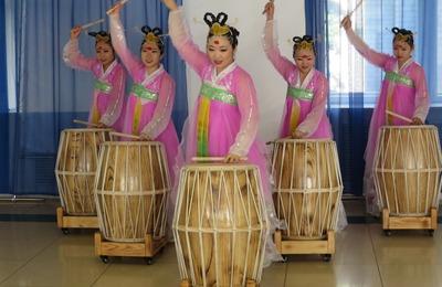 Корейские культурные центры в Приморье