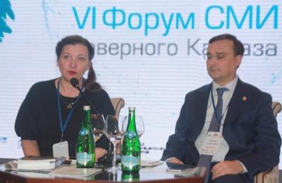 На медиафоруме в Грозном обсудили перспективы национальной прессы