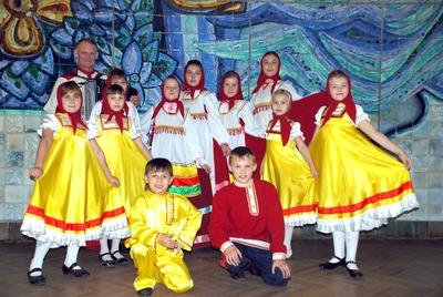 В Волгограде пройдет фестиваль детских фольклорных коллективов