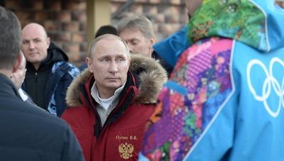 Путин: Сначала россиянин, а потом представитель этноса